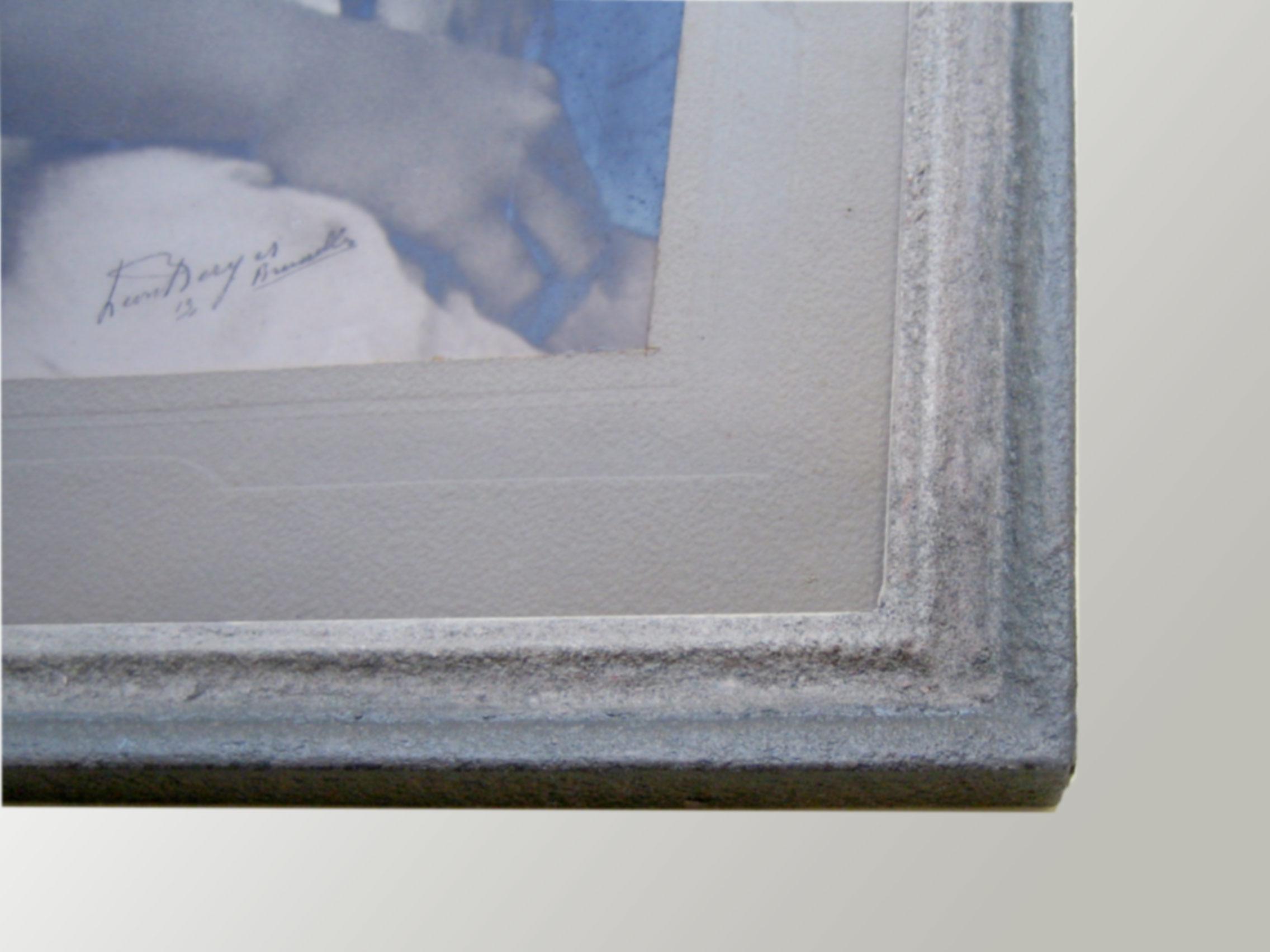 Ausschnitt - Steinpatina