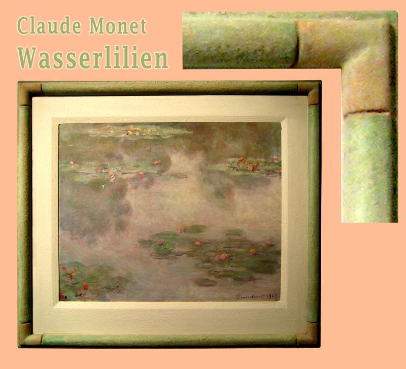 C. Monet - Wasserlilien