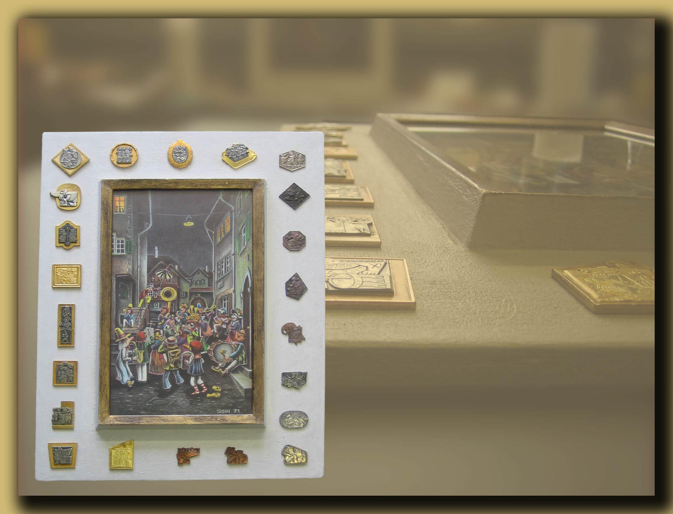 Rahmendesign - Steinpatinarahmen