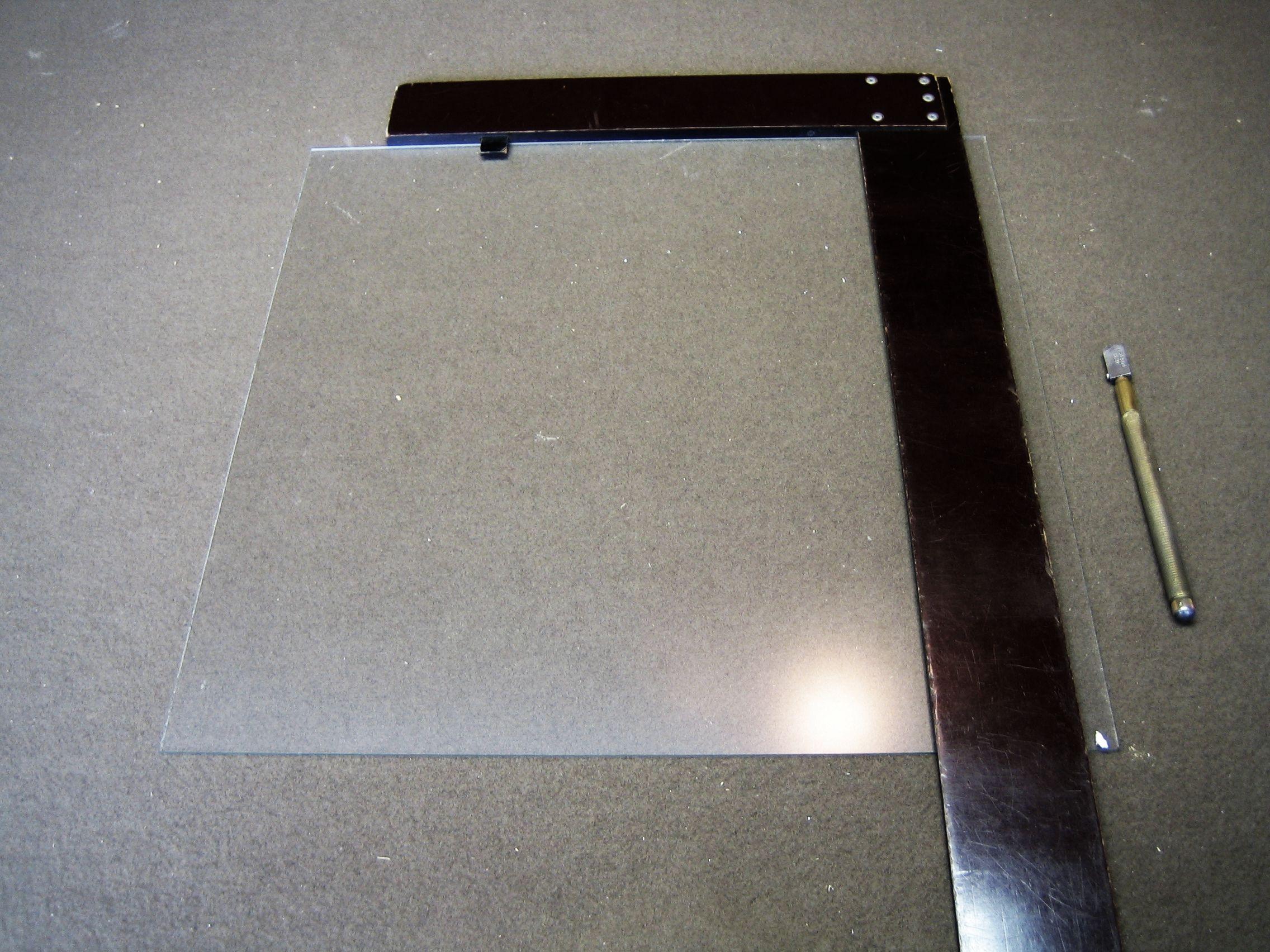 Material - Infos - Glas
