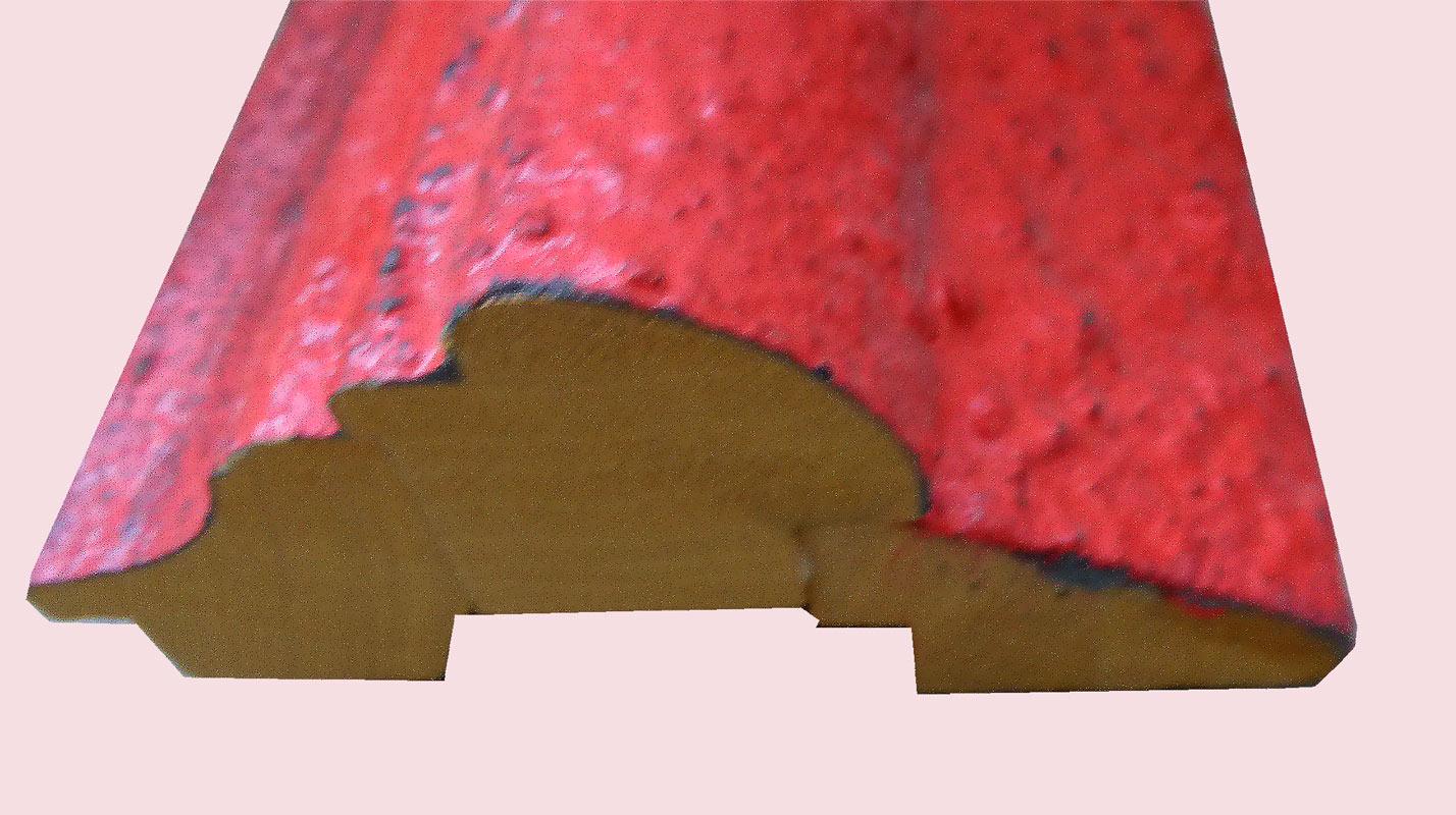 Profilkombination - Grobsteinrahmen