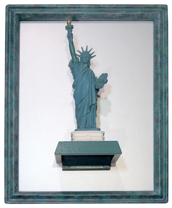 Objektrahmen  - Statue of Liberty