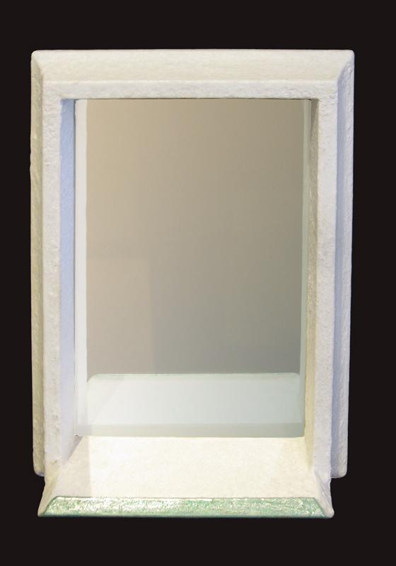 Objektrahmen mit Spiegel