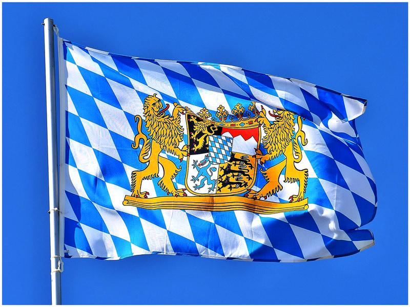 Gerahmte Bilder mit Motiven aus Bayern