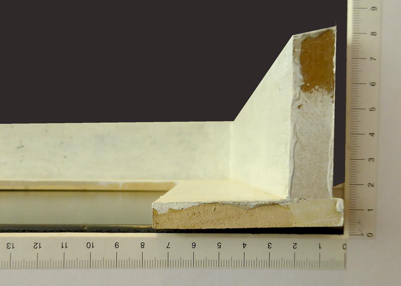 Größe des Profils