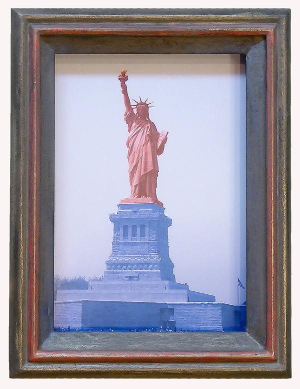Fotorahmen  -  Liberty