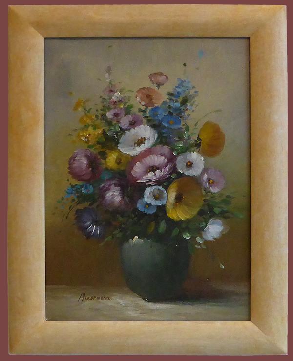 Bild 10 - Farbrahmen marmoriert