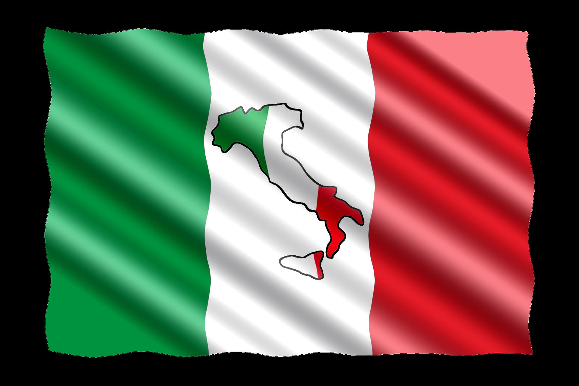 Italien - Bild von jorono auf Pixabay