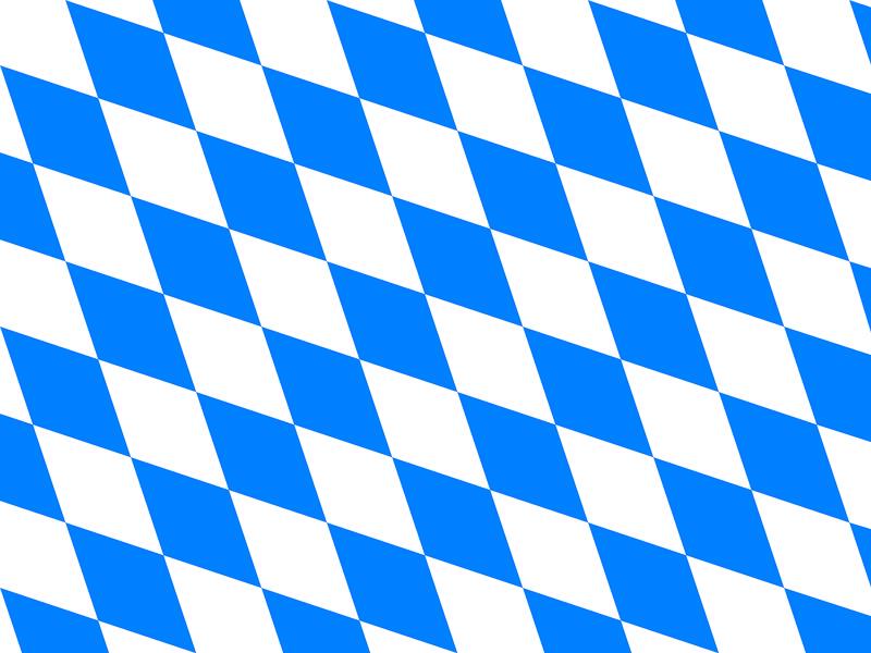Rautenmuster Bavaria