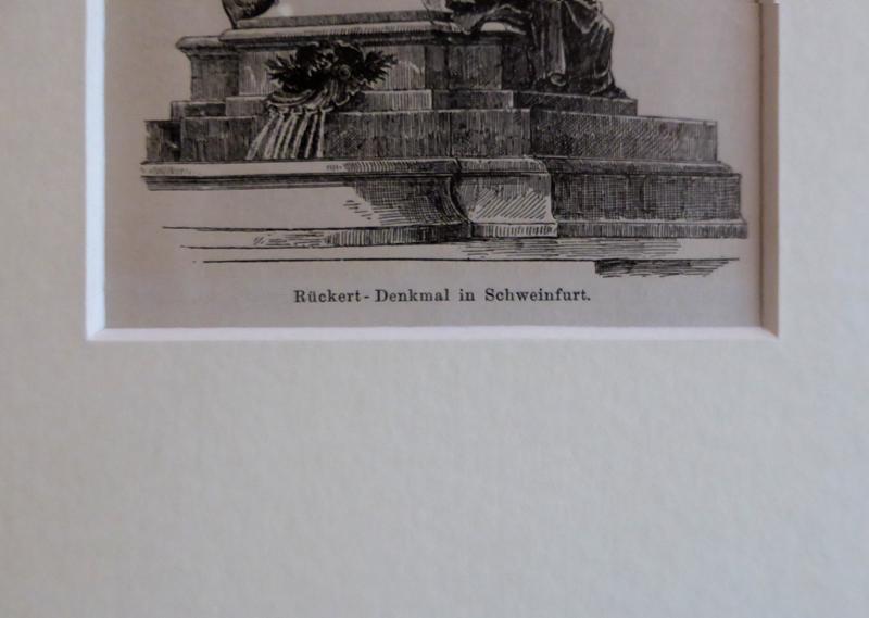 Rueckert_Holzstich mit Rahmen_Ausschnitt